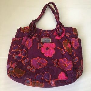 Marc By Marc Jacobs Floral Madder Tote Bag